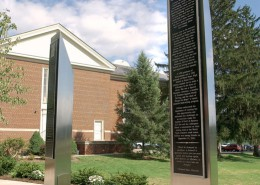 9-11 Memorial at Susquehanna University Concept Photo2