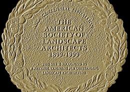 ASLA Medallion