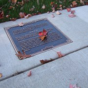 Allegheny College History Walkway