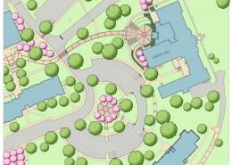 Alvernia-Arrival-Court-Plan