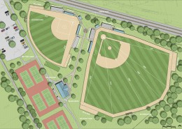 Alvernia Baseball and Softball Plan