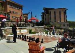 Alvernia Chessboard