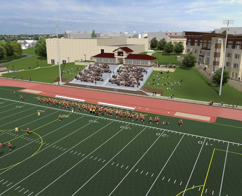 Alvernia Football