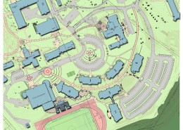 Alvernia Founders Village Plan