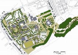 Alvernia University Landscape Master Plan