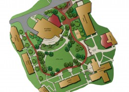 Alvernia Student Center Plan