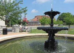 Annville Center Fountain