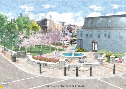 Annville Center Rendering