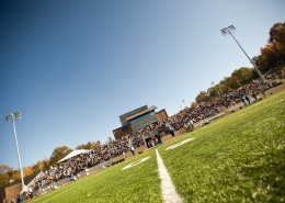 BSC Panther Stadium 50 yd line
