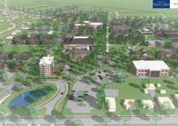 Barton College Master Plan - Scene 3
