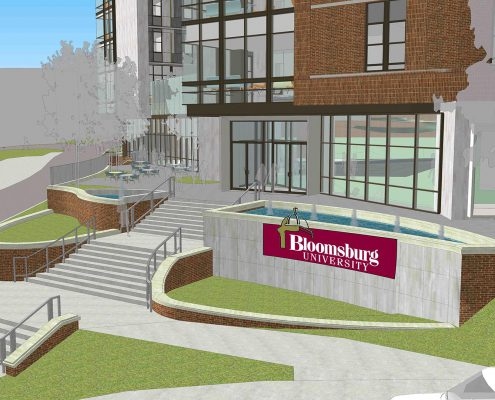 Bloomsburg University Housing