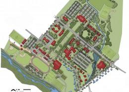 Bridgewater College Landscape Master Plan