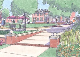 Bridgewater College Landscape Master Plan Rebecca Hall