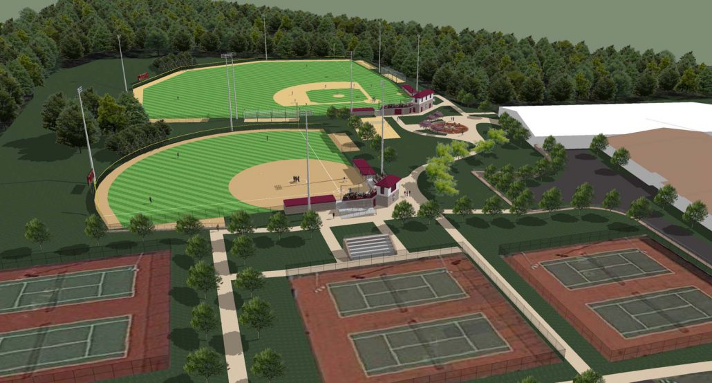 Cairn University Athletics Master Plan Derck Amp Edson