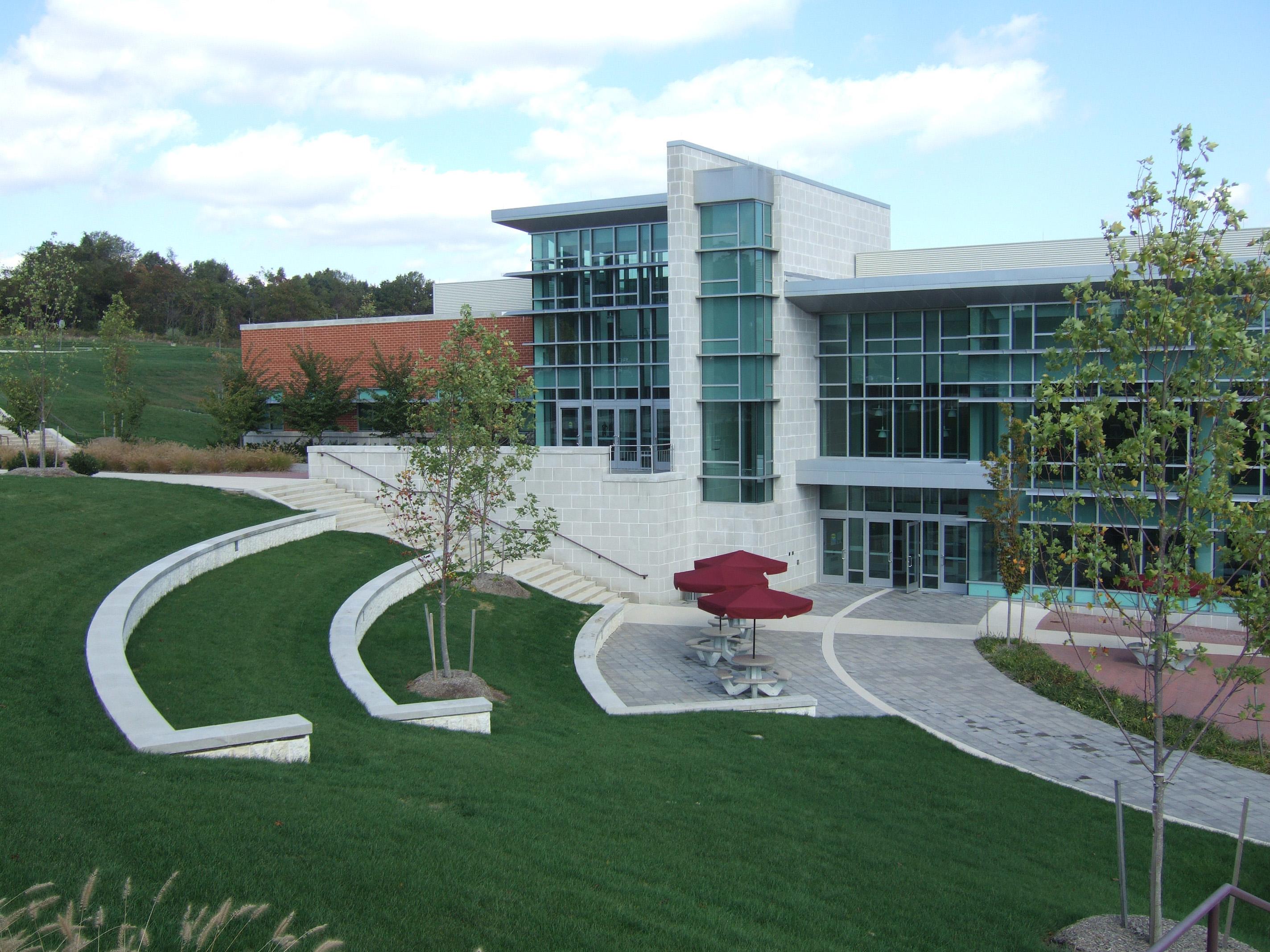 Met Parking Services >> Cecil College Physical Education Building - Derck & Edson