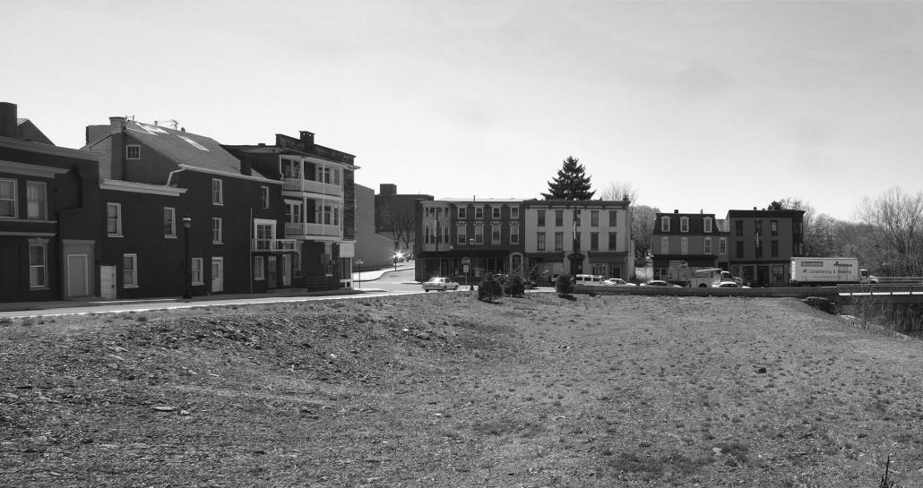 Chambersburg Amphitheatre - Before