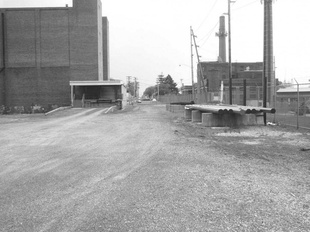 Chambersburg Greenway - Before