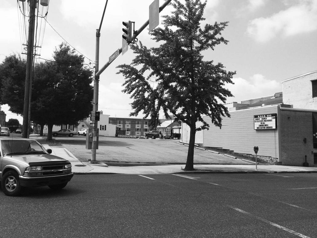 Chambersburg Parking