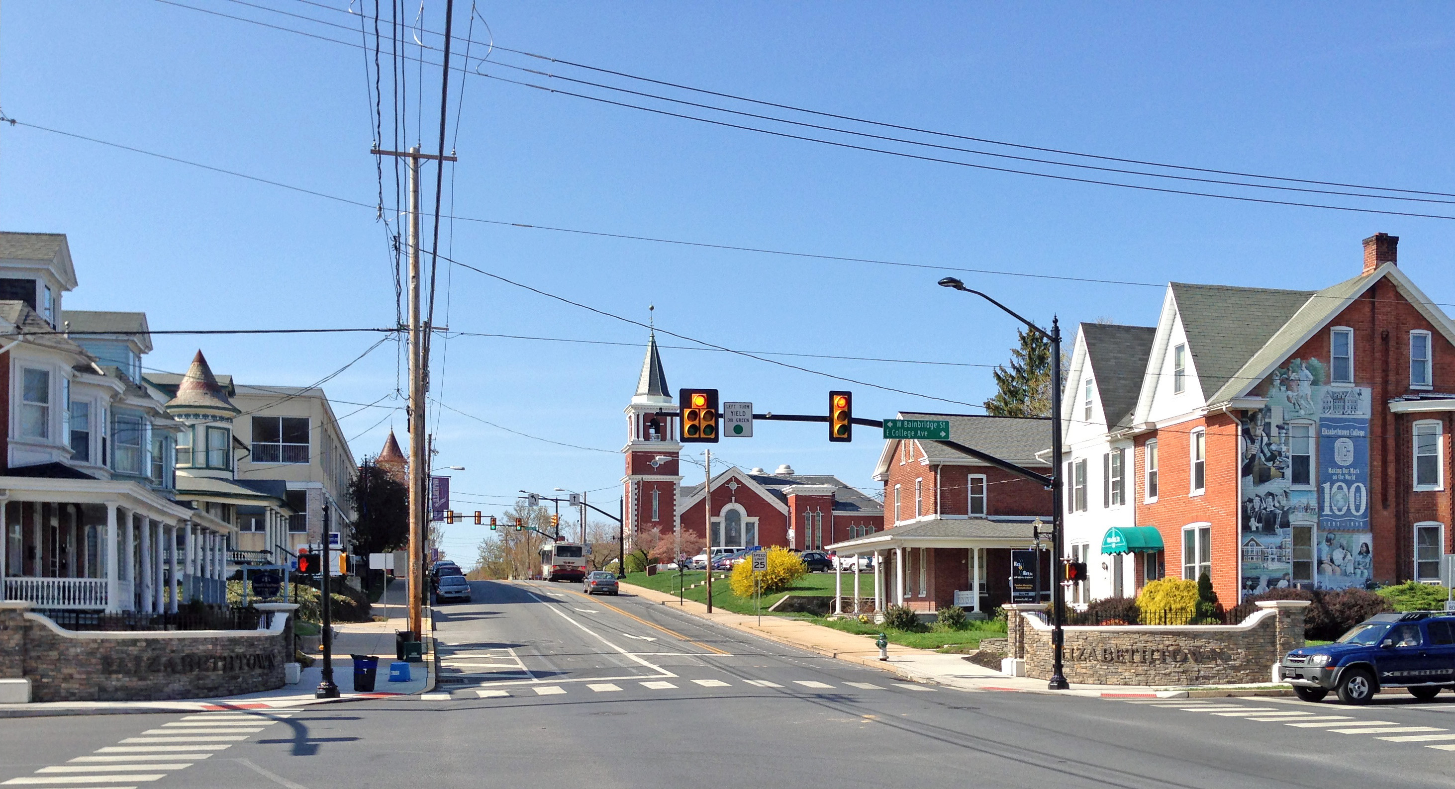 West College Avenue Street View