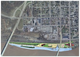Columbia River Park Plan