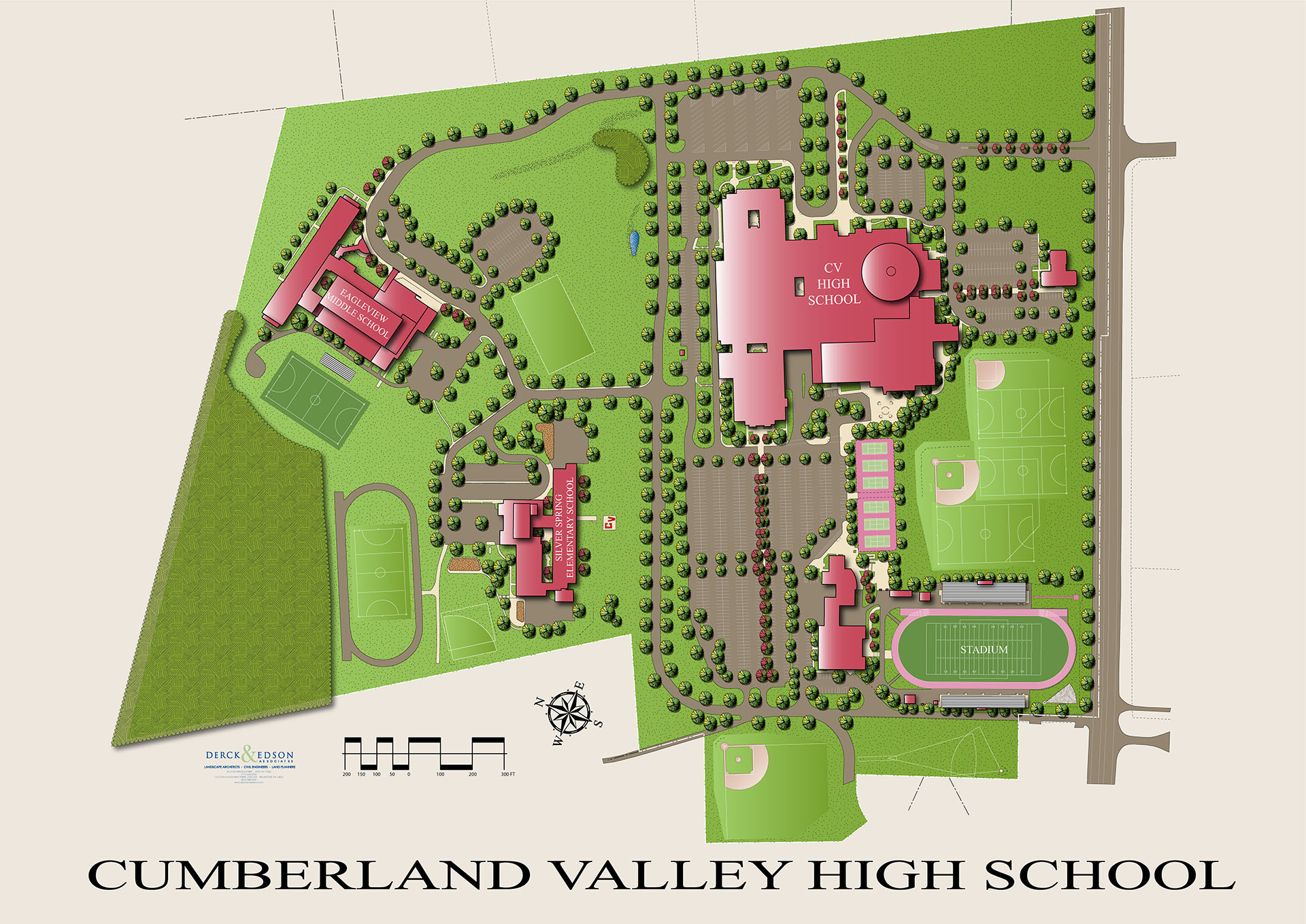 Cumberland Valley Campus