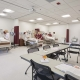 Eastern University Simulated Nursing Lab