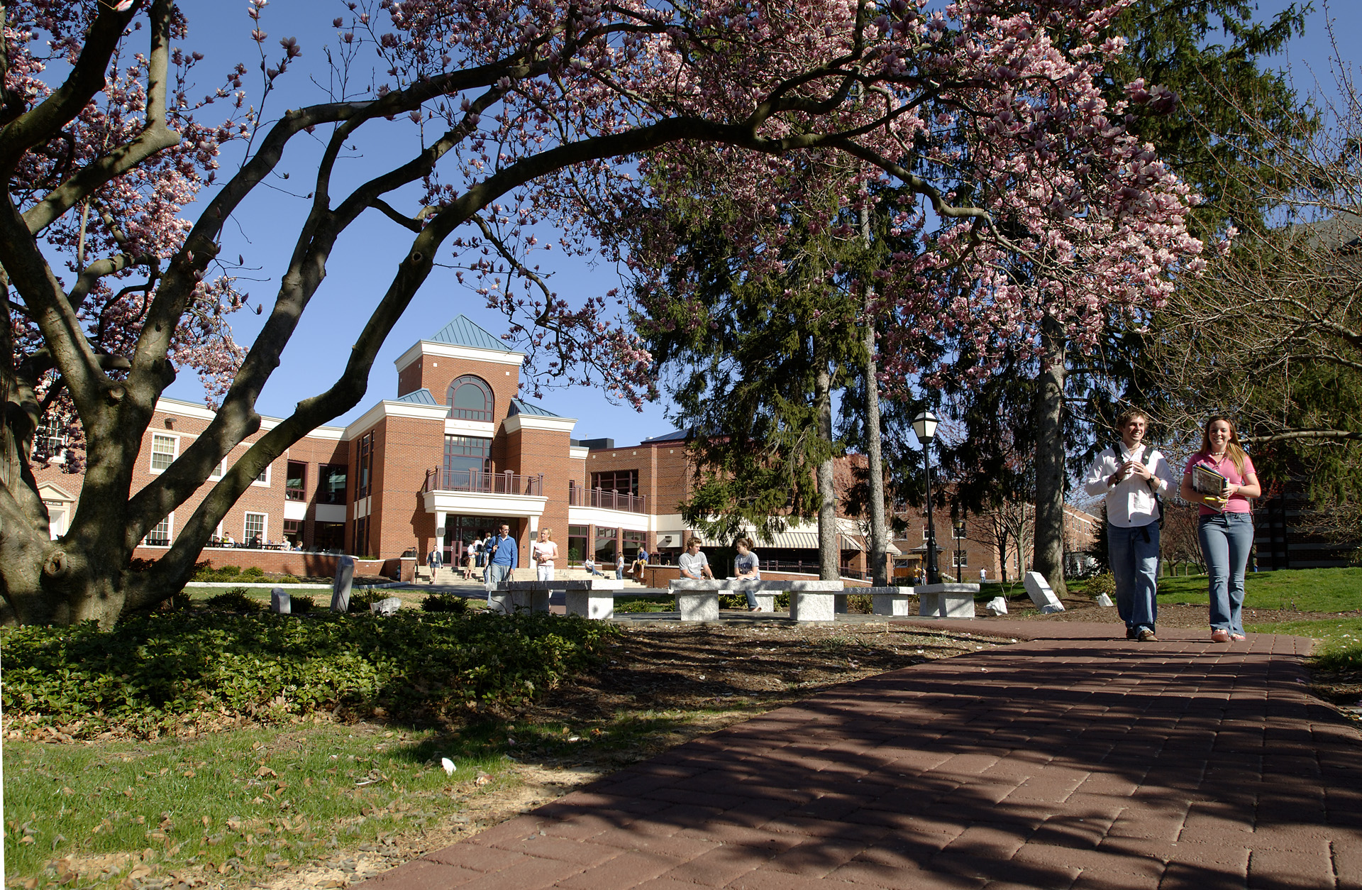 Elizabethtown College Brossman Commons