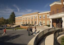 Elizabethtown College Brossman Commons Plaza