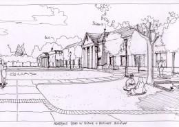 Elizabethtown College Quad
