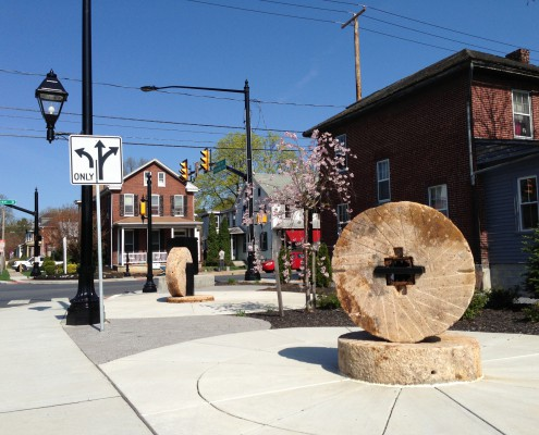 Elizabethtown Millstone Plaza