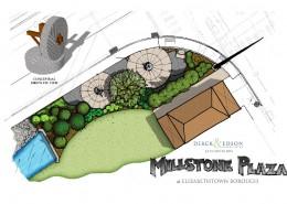 Elizabethtown Millstone Plaza Plan