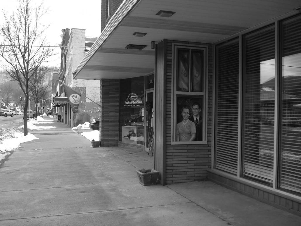 Emporium Borough Artisan Center - Before