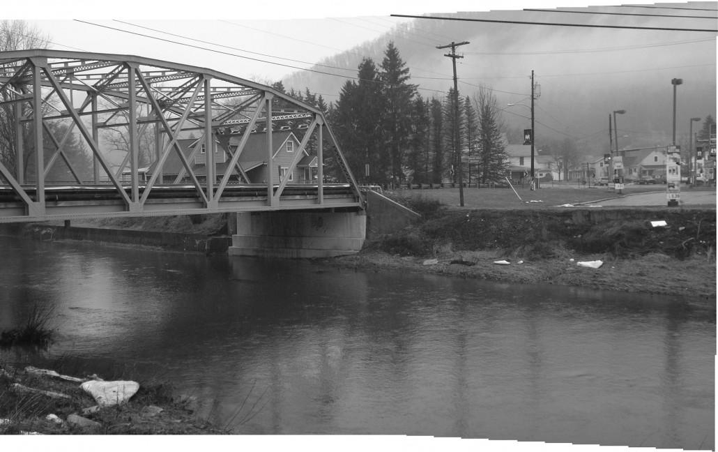Emporium Borough Bridge - Before