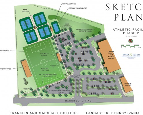 Franklin & Marshall College Athletics Master Plan