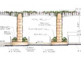 Fulton Financial Plaza Elevation