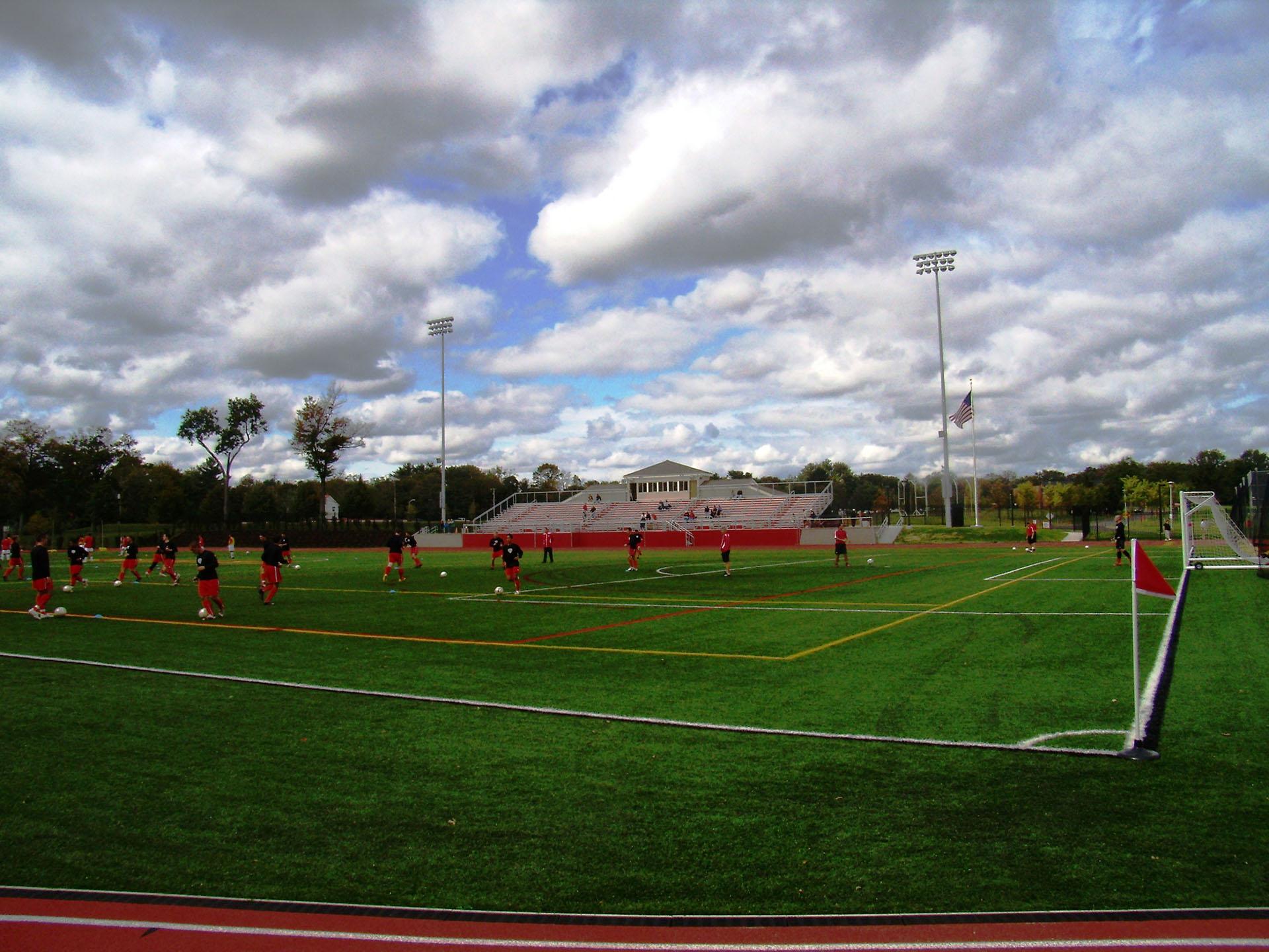 Gwynedd Mercy University Stadium 01