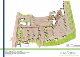 Kitchen Kettle Village Plan