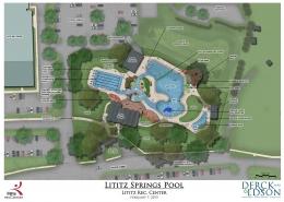 LRC Pool Plan