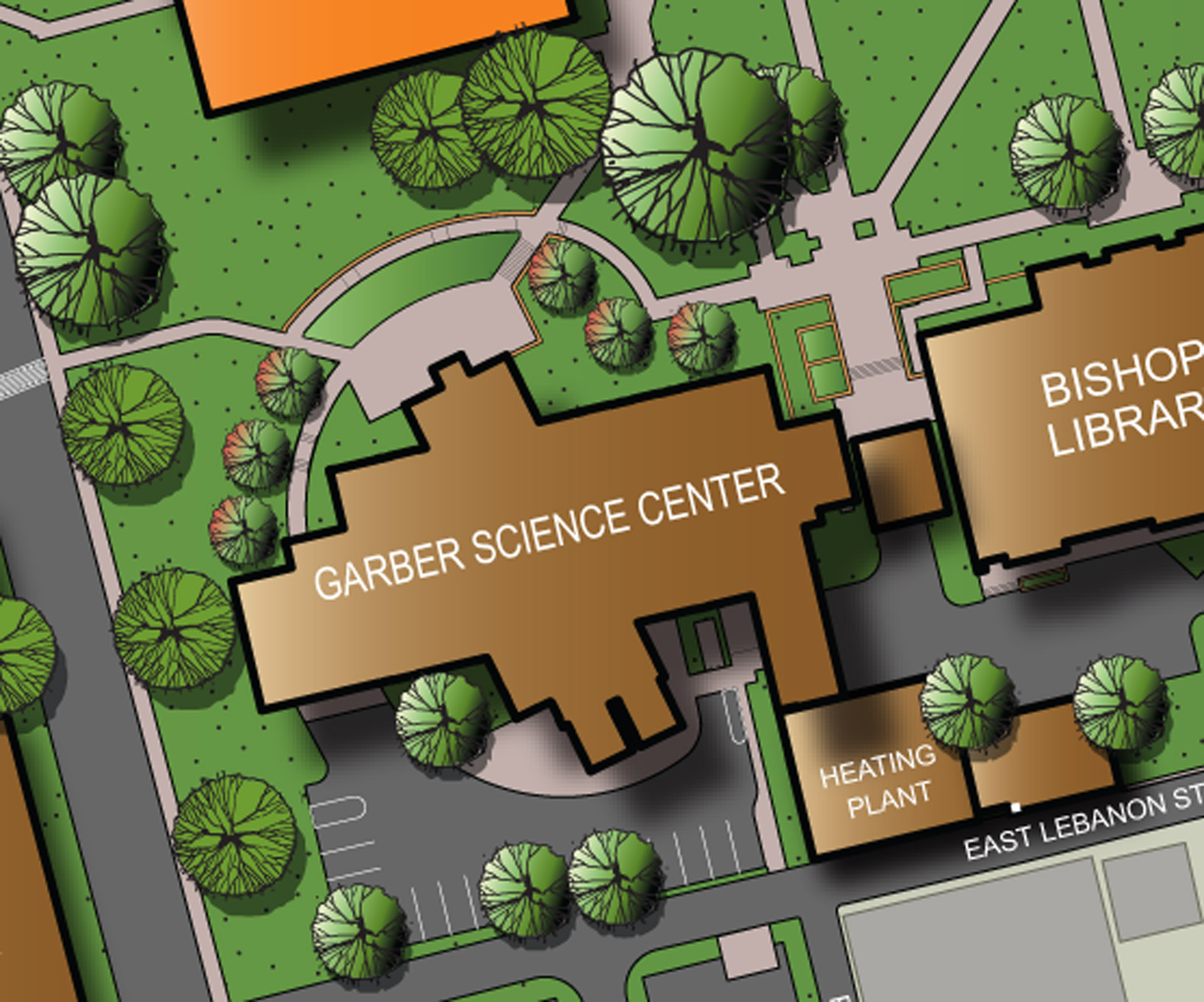 LVC Garber Science Center Plan