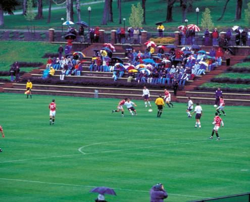 LVC Soccer w USA Players