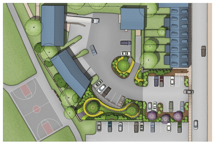 Lancaster Green Infrastructure Snavely and Dosch