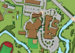 Lancaster Mennonite School Rutt Academic Center Plan