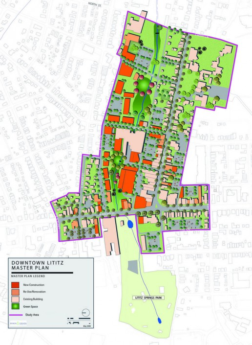 Lititz Downtown Master Plan