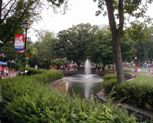 Lititz Springs Park 4th July
