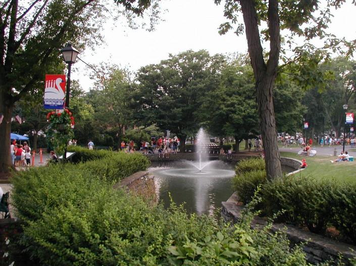 Lititz Springs Park 4th July