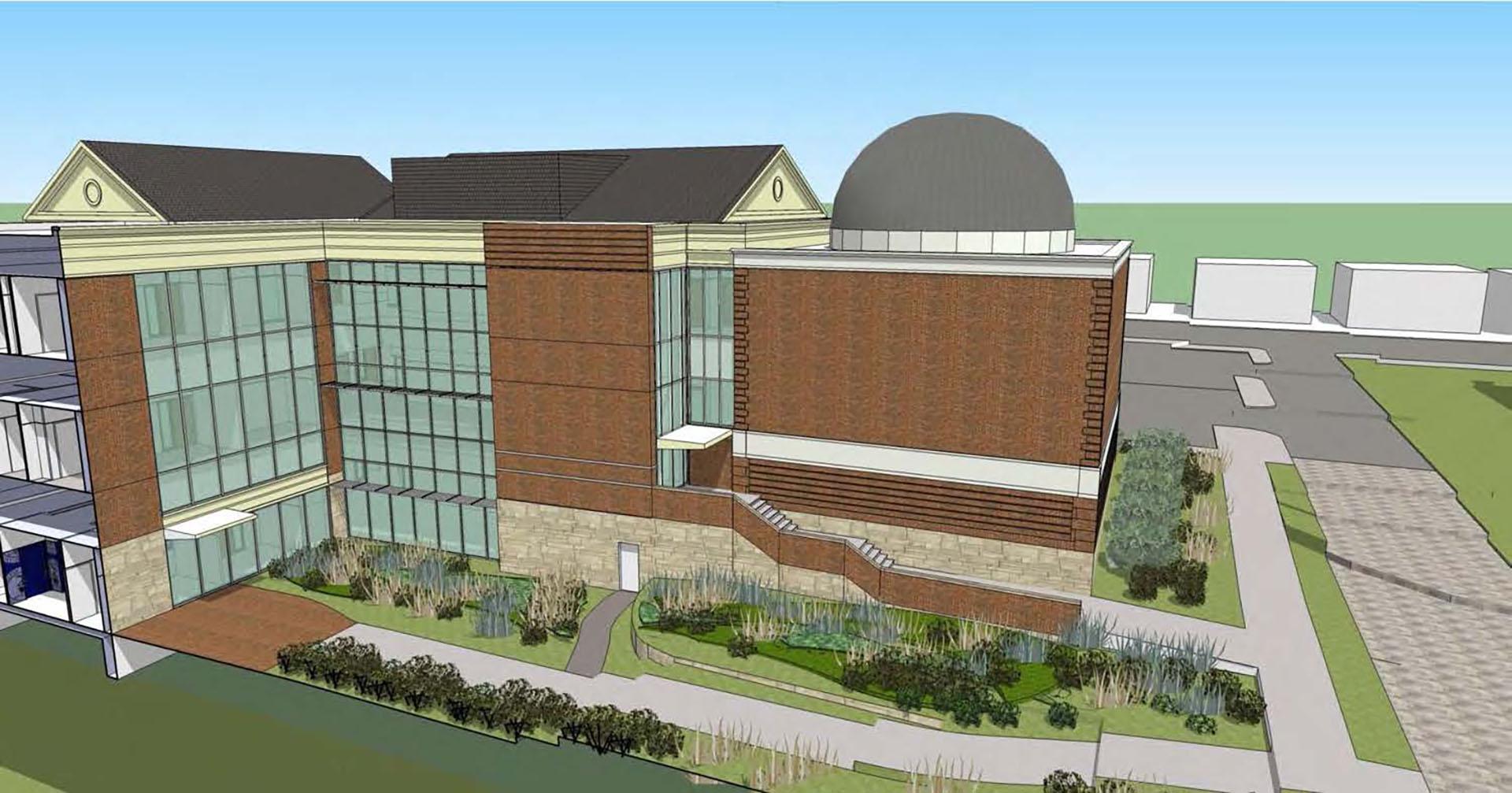 Lycoming College Lynn Science Center Derck Amp Edson