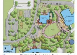 Malone University Centennial Plaza