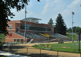 McDaniel College Stadium Photo