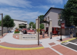 Mechanicsburg Center Square