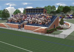 Messiah College Lacrosse Stadium - View 2